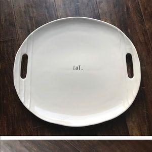 Other - Rae Dunn larger eat platter new